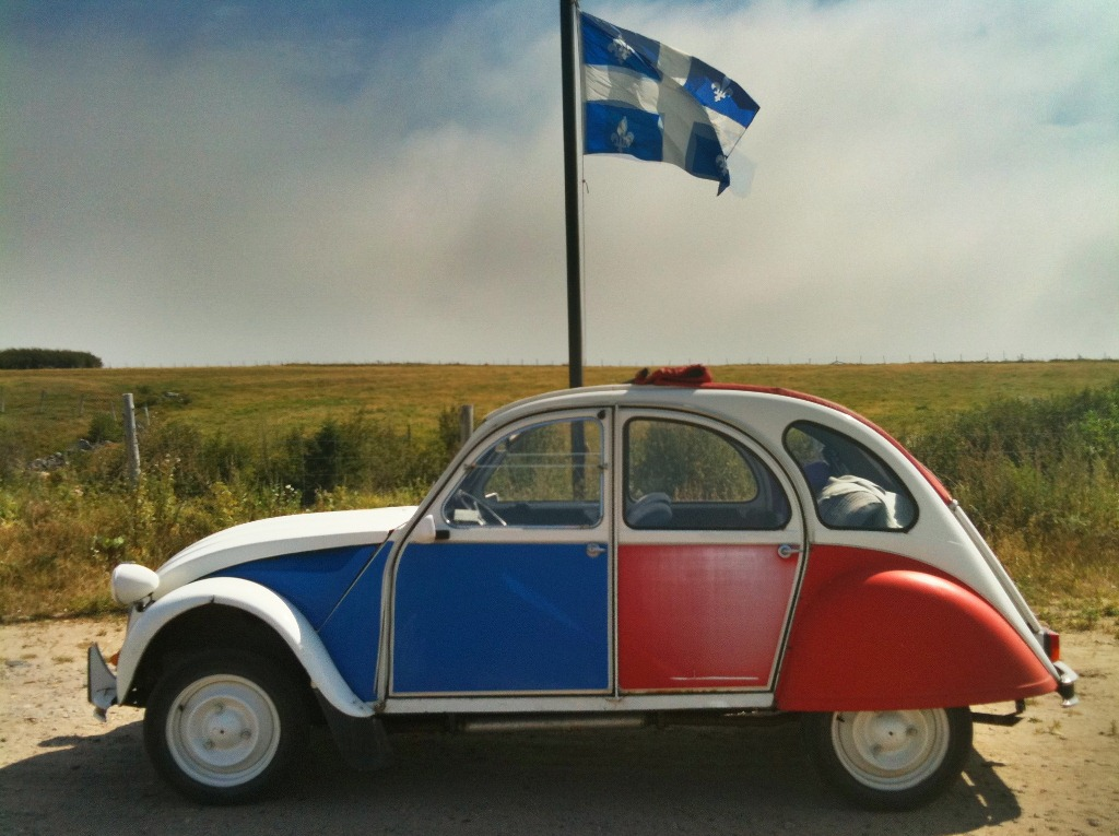 Québec Libre !