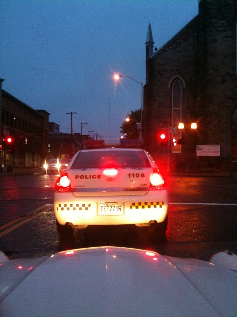 Police de Rimouski