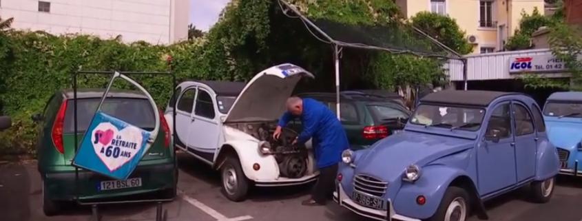 Mr Pierre, garagiste à arcueil