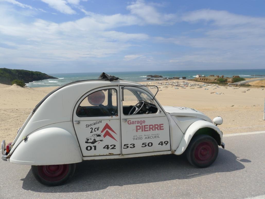 2018 Traversee Express De L Algerie En 2 Cv Pierre